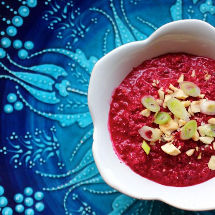 Beet and Za'atar Dip Recipe | Yummly