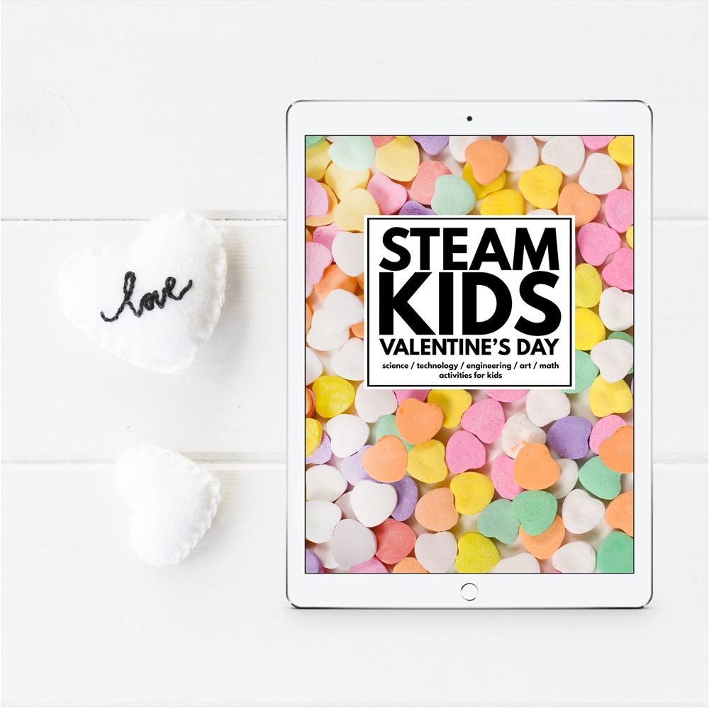 steam kids valentine u0027s day