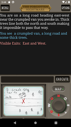 The Forgotten Nightmare Adventure Game moddedcrack screenshots 3