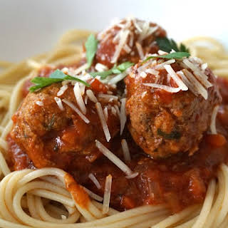 Perfect Italian Meatballs.