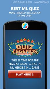 Quiz Legends: ML Heroes & Items 1