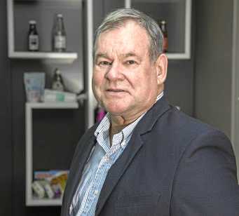 Food firm: Libstar, under the leadership of CEO Andries van Rensburg, has lucrative agreements to supply dealer-own and private-label brands to retailers in SA. Picture: SUPPLIED