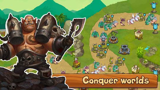 Tower Defense Kingdom: Advance Realm Mod Apk 3.1.5 (1 Hit/Unlimited Money) 7