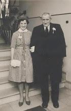 Photo: Nel Klop en opa Duur