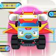 Tayo Monster Jump - Bus Car Game icon