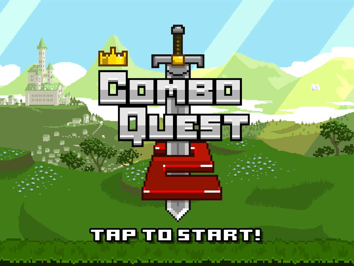 Combo Quest 2- screenshot
