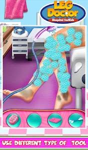 Leg Doctor Hospital For Kids v2.1.2