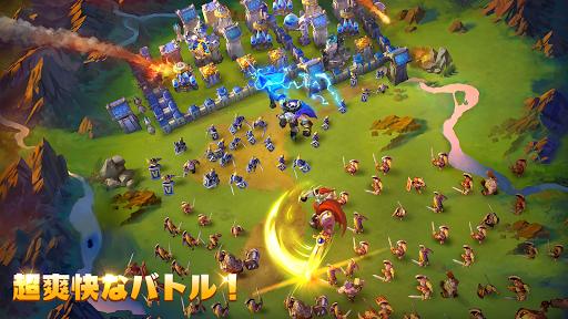 Castle Clashuff1au9802u4e0au6c7au6226  screenshots 8
