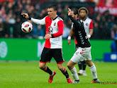 Feyenoord veroordeelt met klem eigen supporters die schandalig spandoek deelden
