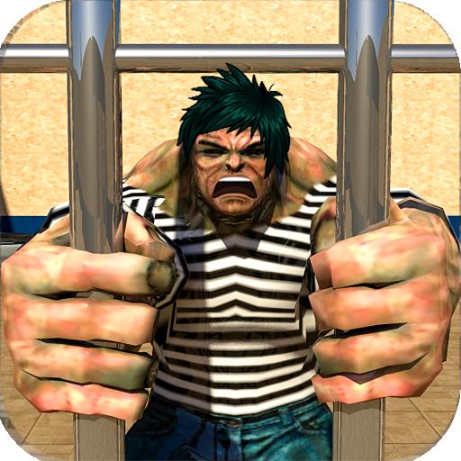 Incredible Monster Hero: Prison Jail Break