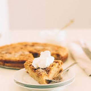 Yogurt Apple Cake.
