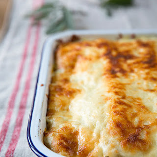 Lasagna with Pumpkin and Sage Infused BéChamel Recipe