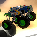 Extreme Racing: Big Truck 3D icon