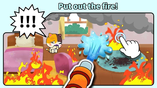 Baby Panda's Fire Safety 2