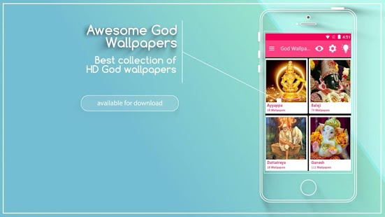 Awesome HD God Wallpapers - náhled