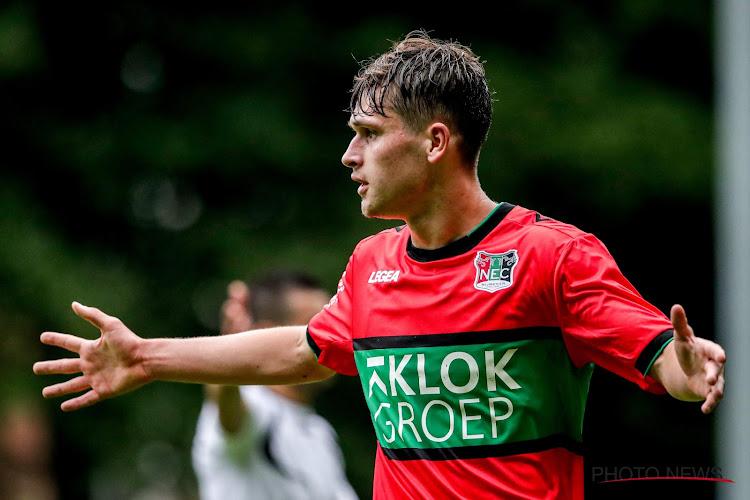 Un ancien espoir du Club de Bruges file en Serie A