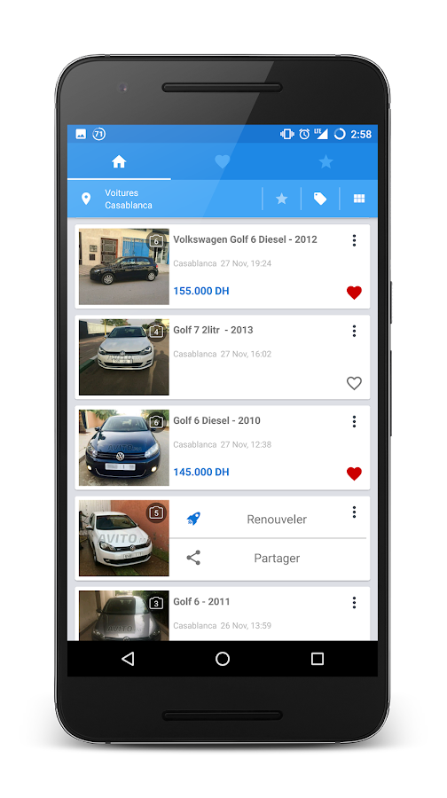 Avito.ma - Annonces au Maroc - Android Apps on Google Play