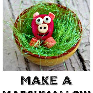 Marshmallow Piggy