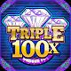 Triple 100x Wheel - Free Slots Machine (game)