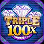 Triple 100x Wheel - Free Slots Machine