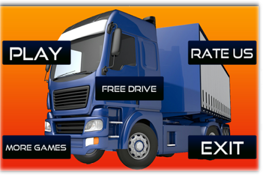 Truck Driving Game 3D