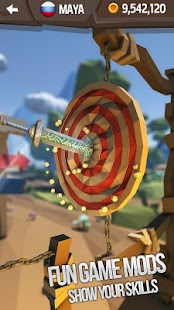 Flip Knife 3D- screenshot thumbnail