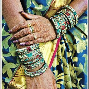 by Bharath Kumar - Wedding Getting Ready