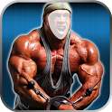 Bodybuilding Photo Montage icon