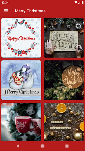 Christmas Wishes for Family and Friends screenshot 8