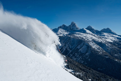 Grand Targhee, WY Will Only Get 1 of the 3 Proposed Expansion Lifts Due To Avalanche Risk