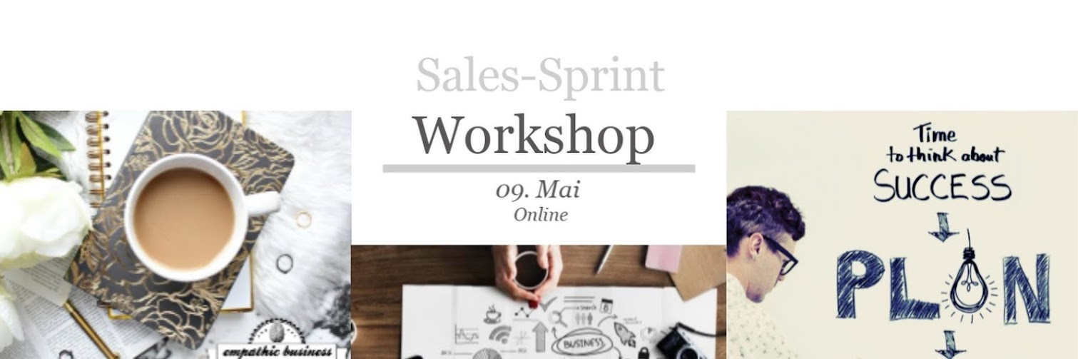 empathic business: Salessprint - 09.05.19
