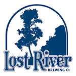 Logo for Lost River Brewing Company