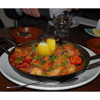 Basque Paella