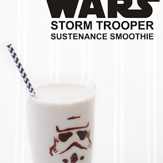 Star Wars Storm Trooper Sustenance Smoothie
