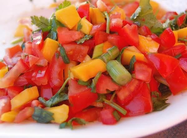 Healthy Tomato Salsa Recipe