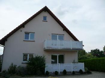 appartement à Neewiller-près-Lauterbourg (67)