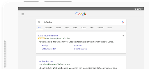 Suchmaschinenwerbung