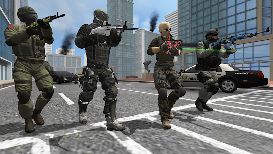 Earth Protect Squad: Third Person Shooting Game Mod 1.86.46b Apk [Free Shopping] 3