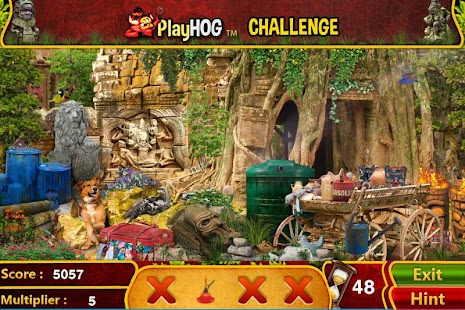 Challenge #199 New Lost Civilization Hidden Object - náhled