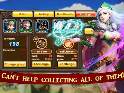 The Summoners MOD 1.6.0 APK
