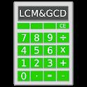 LCM & GCD icon