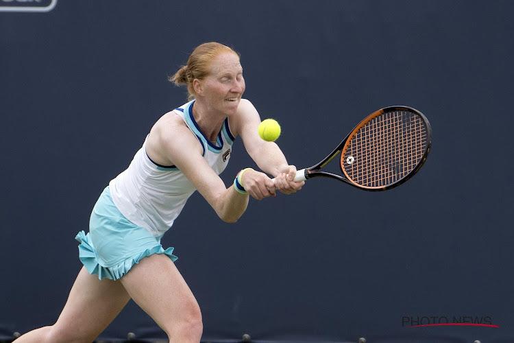 Alison Van Uytvanck moet opgeven tegen voormalige Roland Garros-finaliste in Chicago