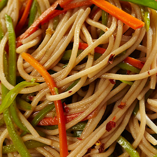 Ponzu Noodle Salad