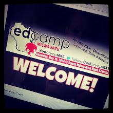 Photo: Getting #edcampmke organized today. Lands next Sat 5/10 by chadkafka