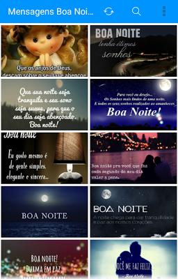 Mensagens Boa Noite - screenshot