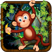 Monkey Adventure Run icon