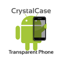 CrystalCase: Transparent Phone icon
