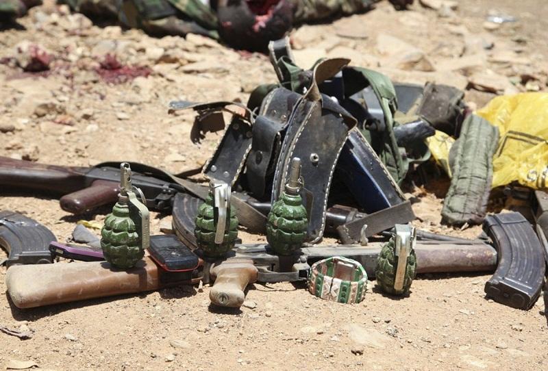 Militante van Al-Shabaab val die Amerikaanse militêre basis naby Mogadishu aan