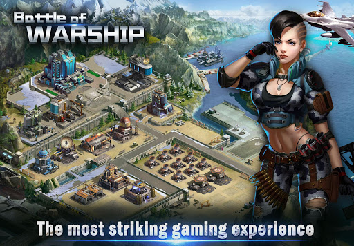 Battle of Warship: Battleship Naval Warfare 1.0.4 screenshots 3