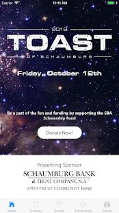 Download SBA Toast For PC Windows and Mac apk screenshot 1